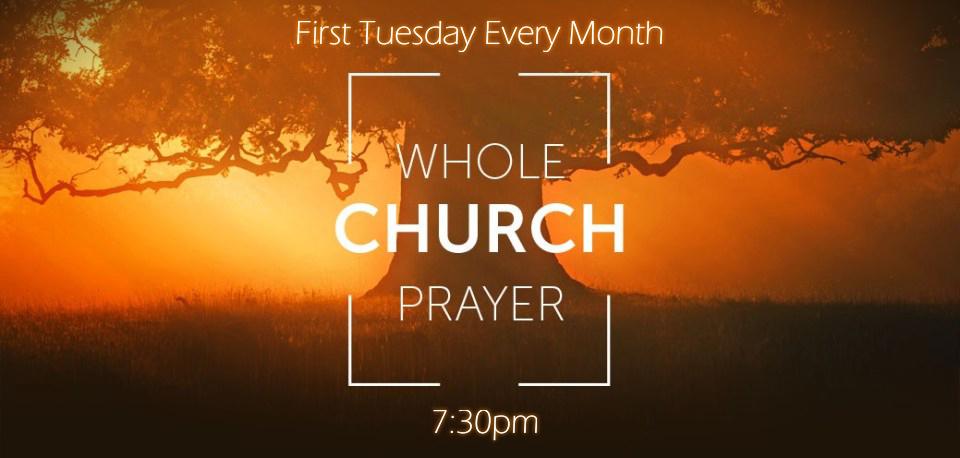 Calderwood Baptist Church : Praying Together